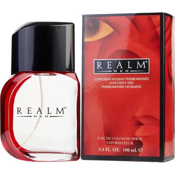 Realm -  eau de toilette/cologne spray 100 ml