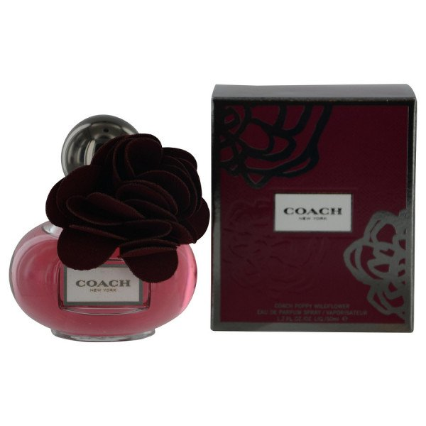 Poppy wildflower -  eau de parfum spray 50 ml