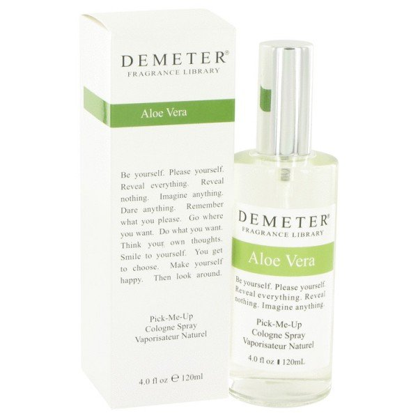 Aloe vera -  cologne spray 120 ml