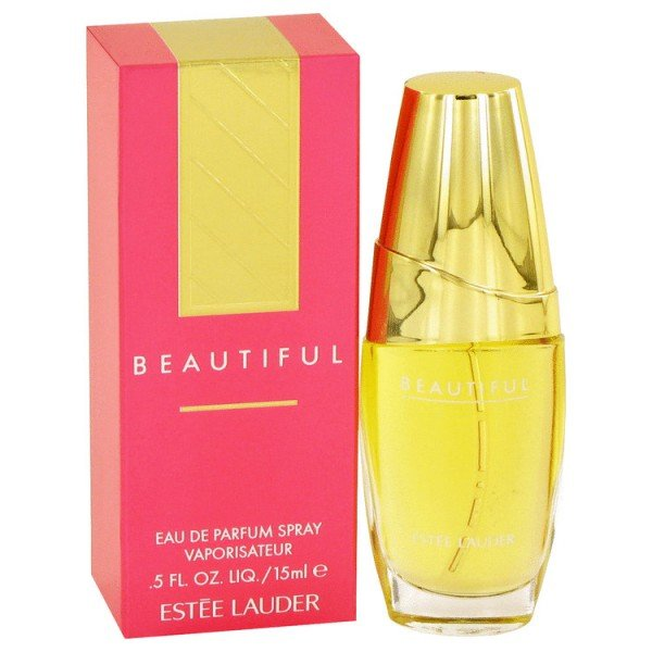 Beautiful de estée lauder eau de parfum spray 15 ml