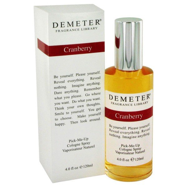 Cranberry -  cologne spray 120 ml