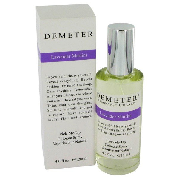Lavender martini -  cologne spray 120 ml