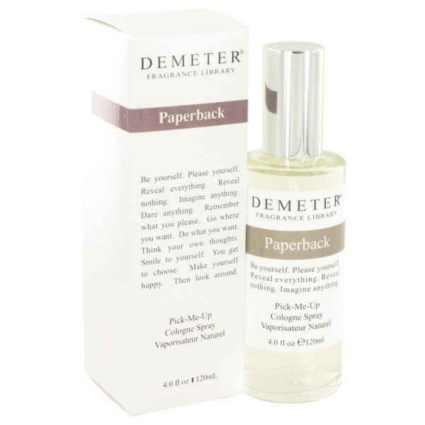 Paperback -  cologne spray 120 ml