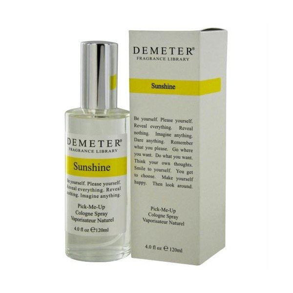 Sunshine -  cologne spray 120 ml