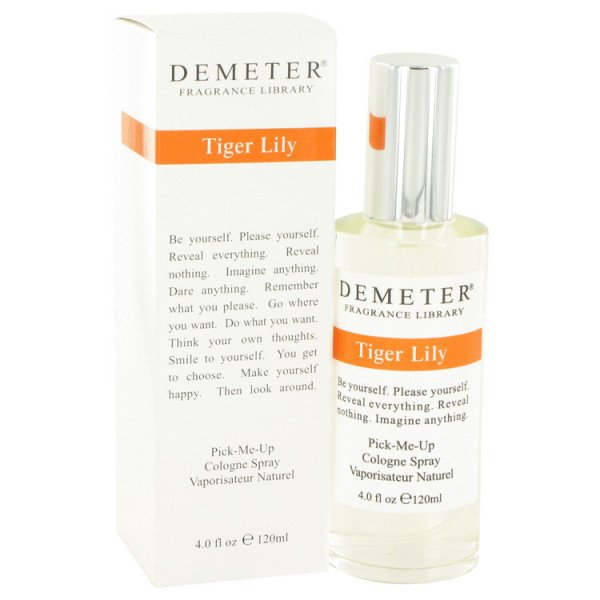 Tiger lily -  cologne spray 120 ml