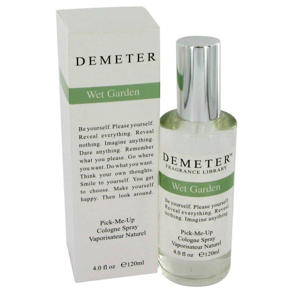 Wet garden -  cologne spray 120 ml