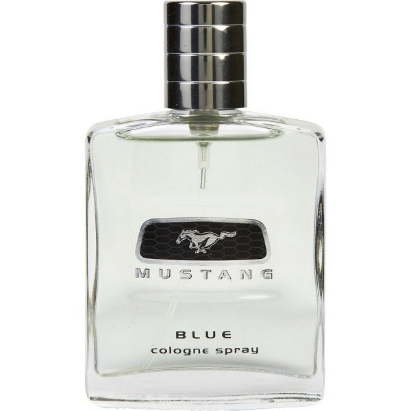 Mustang blue de estée lauder cologne spray 50 ml