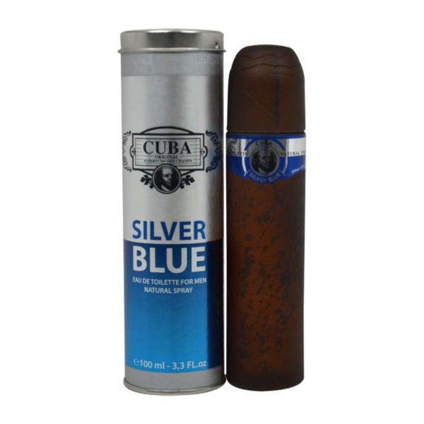 silver blue - fragluxe eau de toilette spray 100 ml