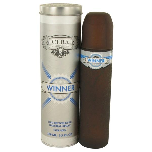 winner - fragluxe eau de toilette spray 100 ml