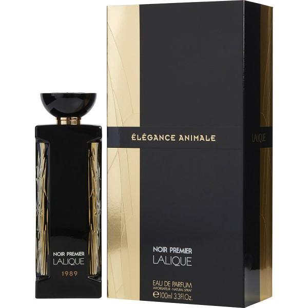Elegance  - lalique eau de parfum spray 100 ml