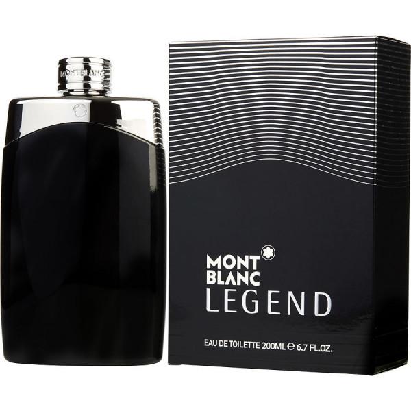 Montblanc legend -  eau de toilette spray 200 ml