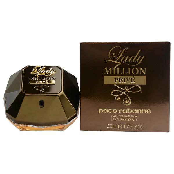 Lady million privé -  eau de parfum spray 50 ml