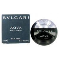 Aqua Pour Homme By Bulgari Mini Edt .12 Oz For Men For Men