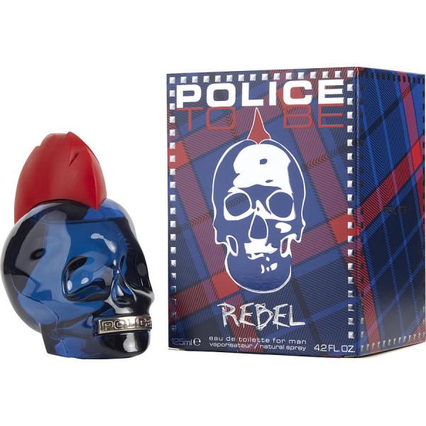 To be rebel -  eau de toilette spray 125 ml