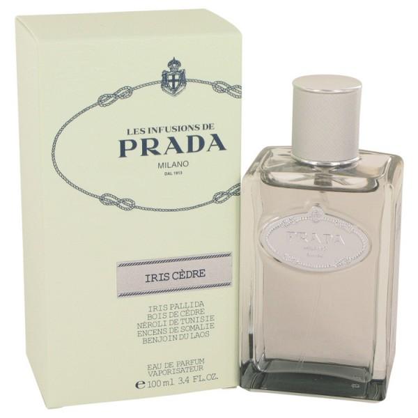 Infusion d'iris cèdre -  eau de parfum spray 100 ml