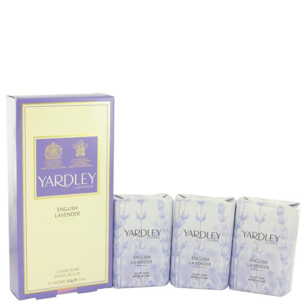 English lavender -  savon 3 x 100 g
