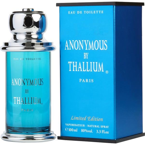 Thallium anonymous -  eau de toilette spray 100 ml