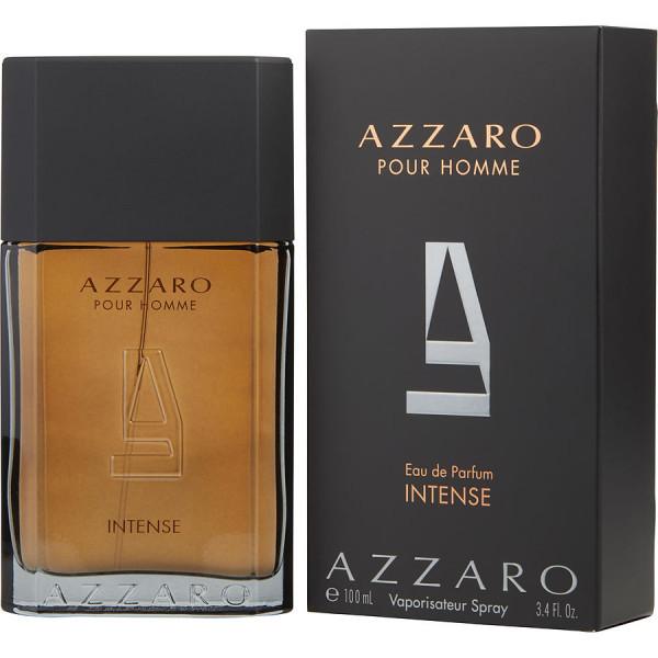 Azzaro pour homme intense -  eau de parfum spray 100 ml