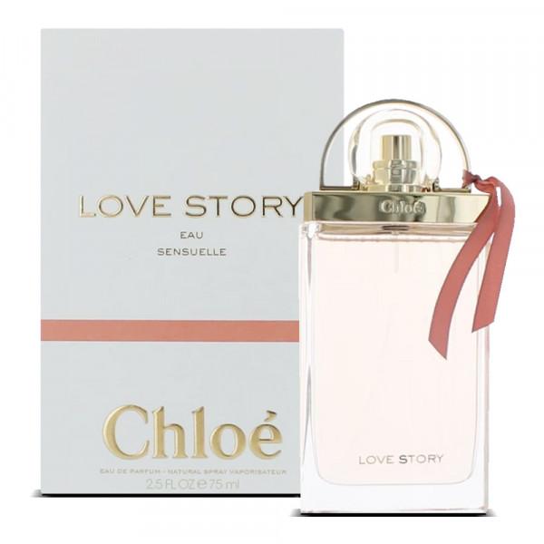 Love story eau sensuelle - chloé eau de parfum spray 75 ml