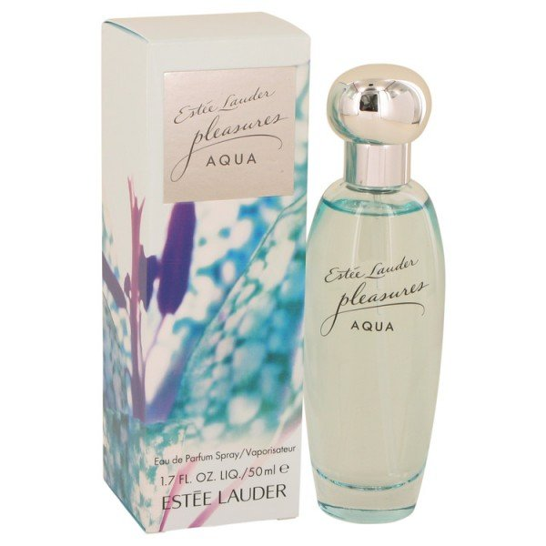 Pleasures aqua de estée lauder eau de parfum spray 50 ml