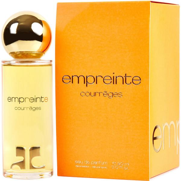 Empreinte - courrèges eau de parfum spray 90 ml