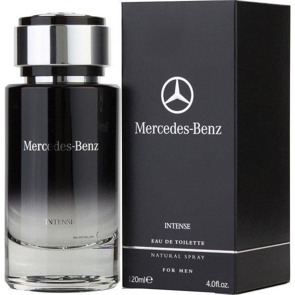 Intense - mercedes-benz eau de toilette spray 120 ml