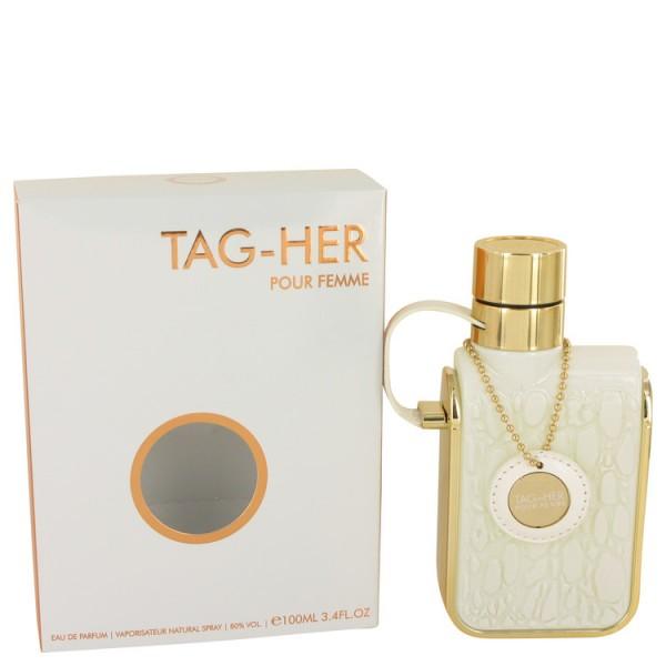 Tag her -  eau de parfum spray 100 ml