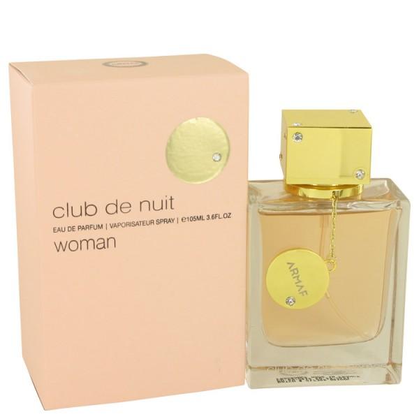 Club de nuit -  eau de parfum spray 105 ml