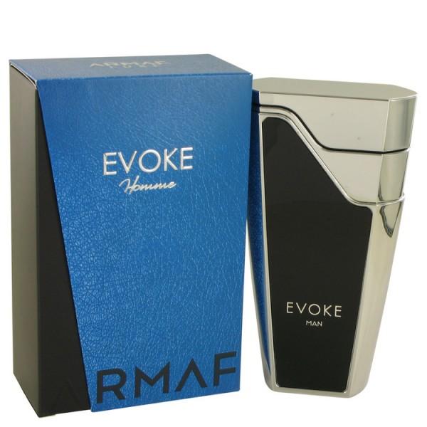 Evoke blue -  eau de parfum spray 80 ml