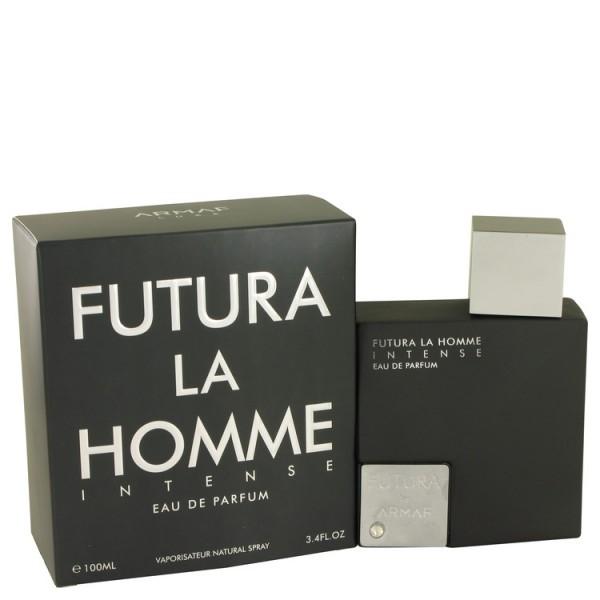 Futura la homme intense -  eau de parfum spray 100 ml