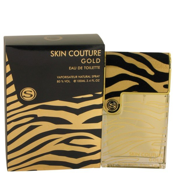 Skin couture gold -  eau de toilette spray 100 ml