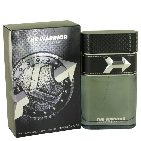 The warrior -  eau de toilette spray 100 ml