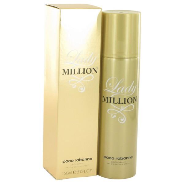 Lady million -  déodorant spray 150 ml