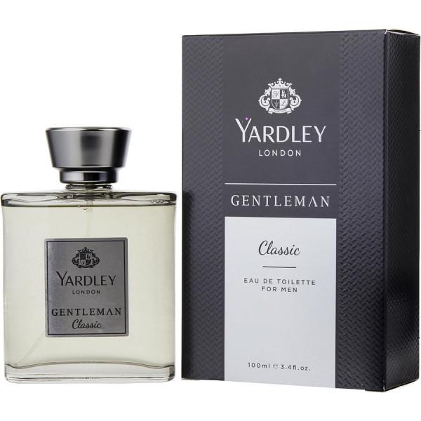 Gentleman classic -  eau de toilette spray 100 ml