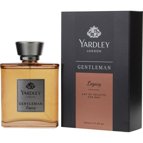 Gentleman legacy -  eau de toilette spray 100 ml
