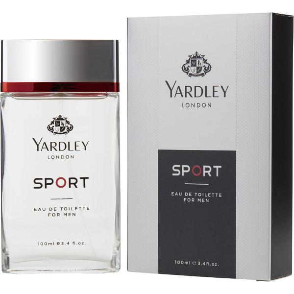 Sport -  eau de toilette spray 100 ml
