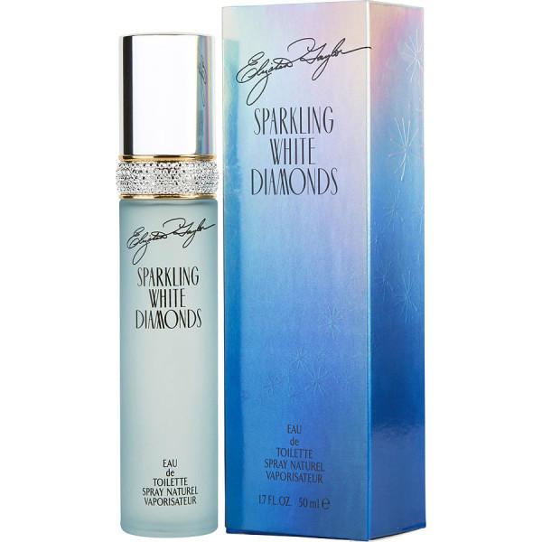 Sparkling white diamonds -  eau de toilette spray 50 ml