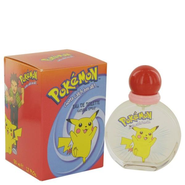 Pokemon -  eau de toilette spray 50 ml