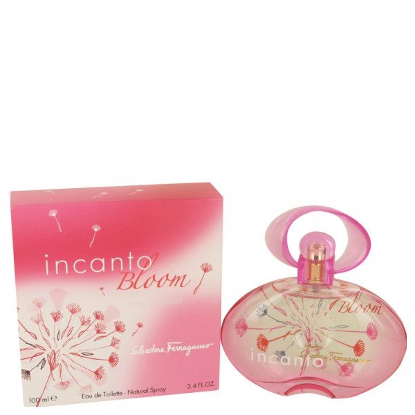 Incanto bloom (nouvelle édition) -  eau de toilette spray 100 ml