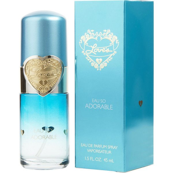 Love's eau so adorable -  eau de parfum spray 45 ml