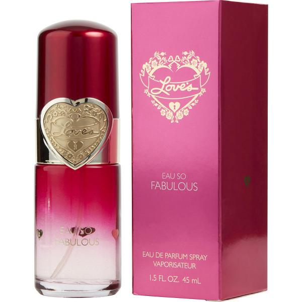 Love's eau so fabulous -  eau de parfum spray 45 ml