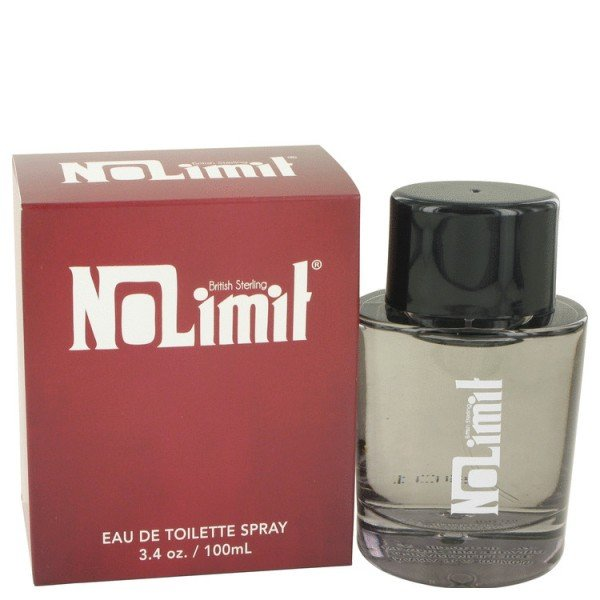 British sterling no limit -  eau de toilette spray 100 ml