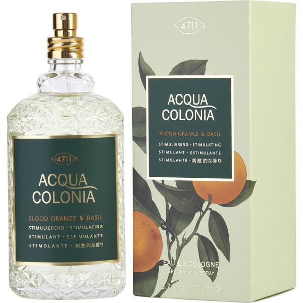 Acqua colonia orange sanguine & basilic -  cologne spray 170 ml