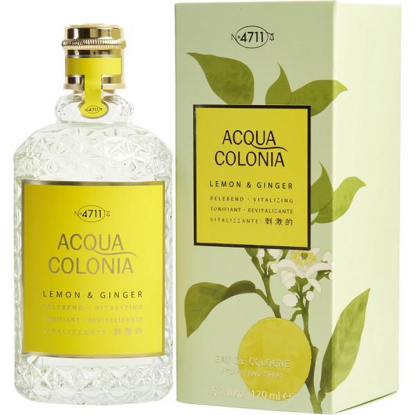 Acqua colonia citron & gingembre -  cologne spray 170 ml