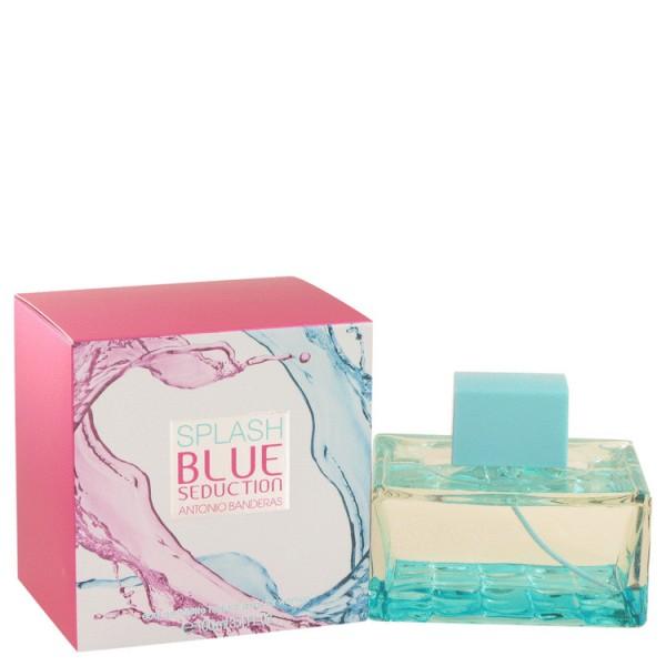 Splash blue seduction -  eau de toilette spray 100 ml