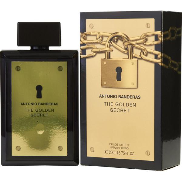 The golden secret -  eau de toilette spray 200 ml