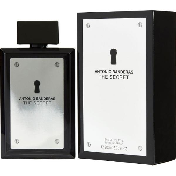 The secret -  eau de toilette spray 200 ml