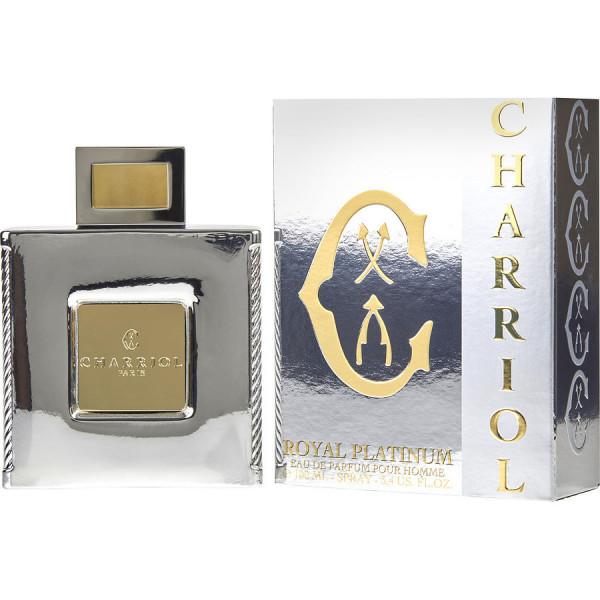 Royal platinum -  eau de parfum spray 100 ml