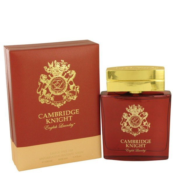 Cambridge knight -  eau de parfum spray 100 ml