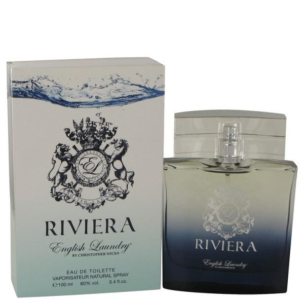 Riviera -  eau de toilette spray 100 ml